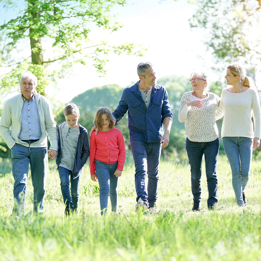 Psychotherapie - Familientherapie